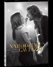 NARODZINY GWIAZDY DVD