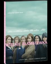 WIELKIE KŁAMSTEWKA 2 (2 DVD)