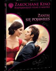ZANIM SIE POJAWILES (DVD) ZAKOCHANE KINO