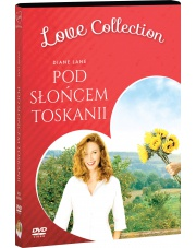 POD SLONCEM TOSKANII (DVD) LOVE COLLECTION